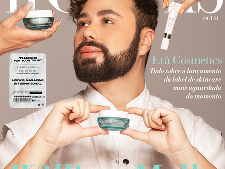 ETÀ COSMECTICS- Tudo sobre o lançamento da label de skincare.