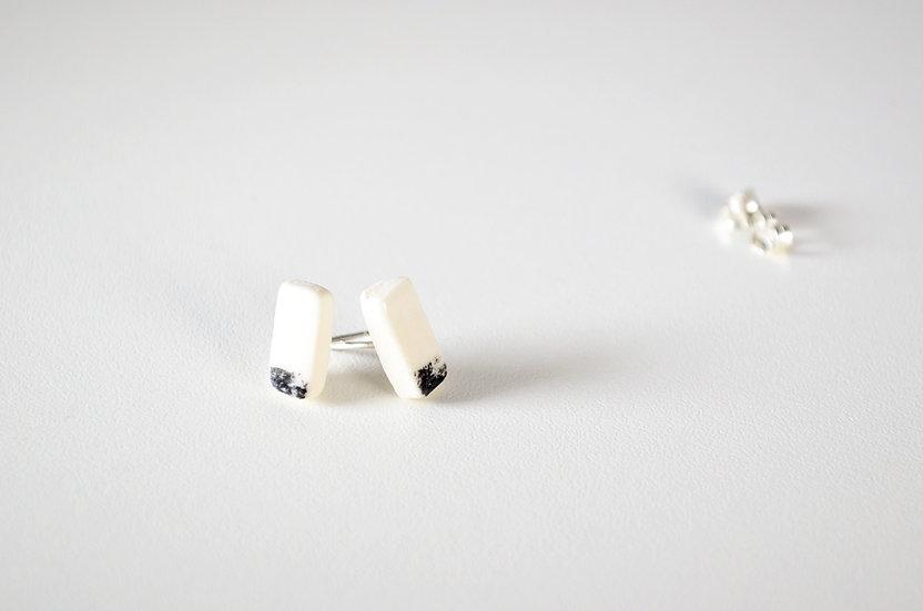 Small Oblong Earrings