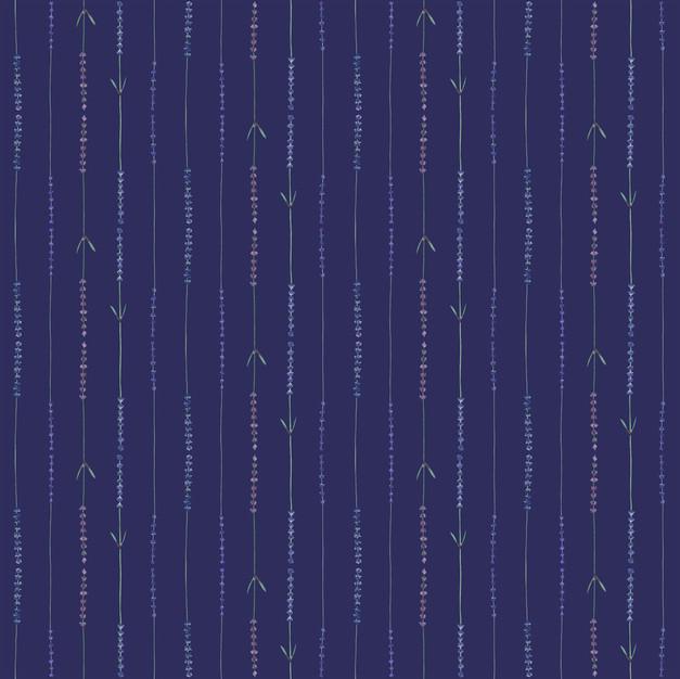 Lavender Chain Deep Purple