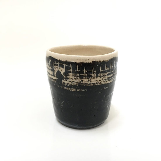 Small Sgraffito Vessel
