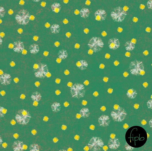 flowerfield dandelion