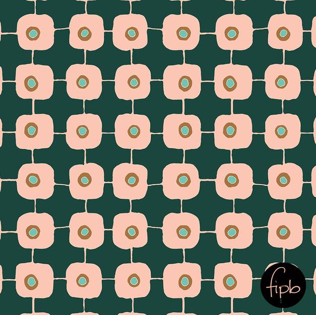 rose forest tartan