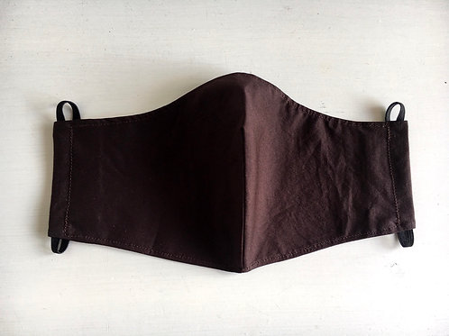 Face Covering - brown