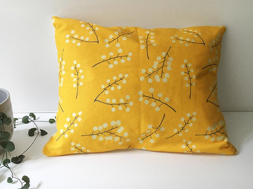 Cushion Cover Golden Wattle 40 x 30 cm (16 x 12 inch)