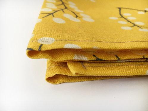Tea Towel, Golden Wattle