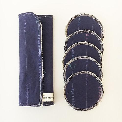Washcloth gift set - lavender