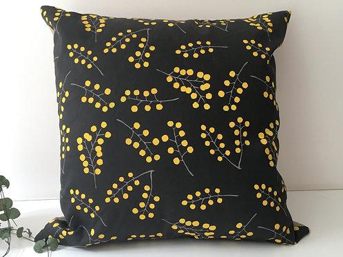 Cushion Cover Night wattle 45 x 45 cm (18 x 18inch)
