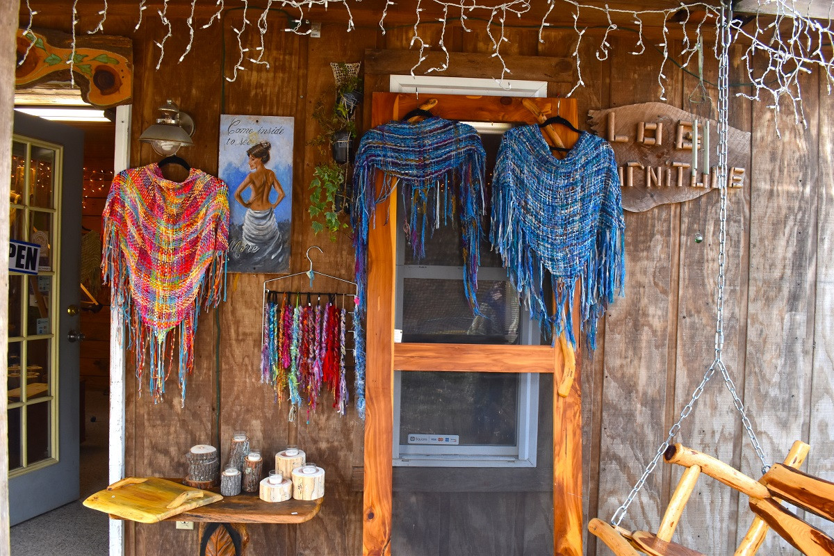Artisan Textiles - Mentone, Alabama