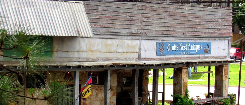 Crows Nest Antiques - Mentone, Alabama