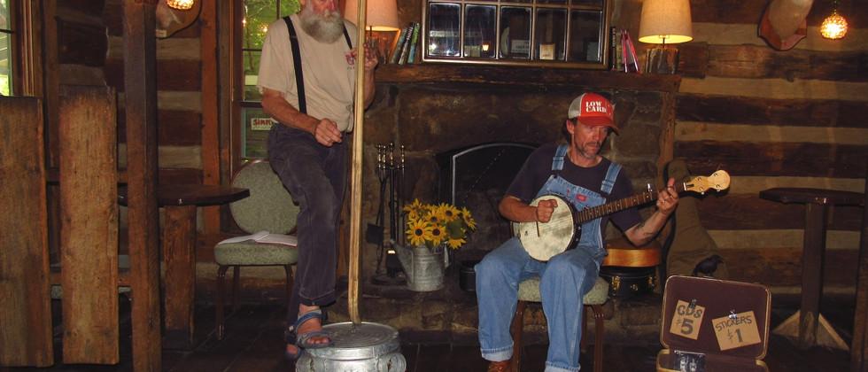 Country Band - Mentone, Alabama