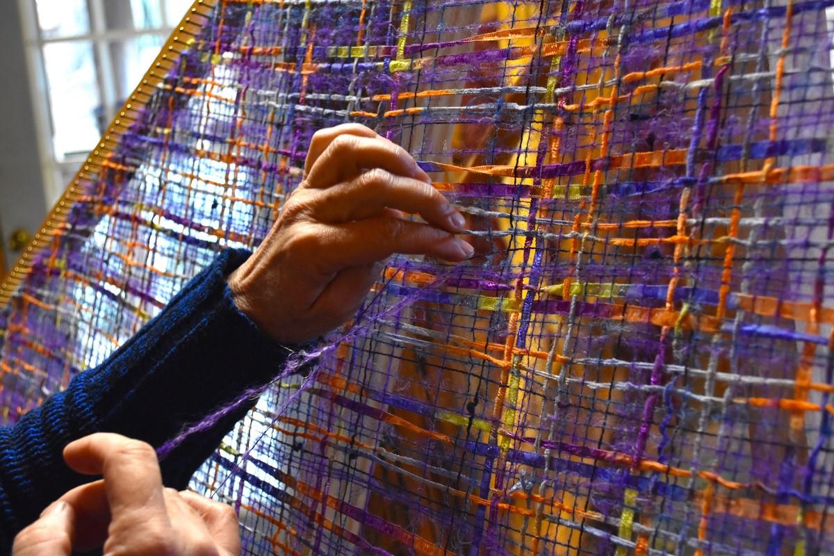 Artisan Woven Textiles - Mentone, Alabama