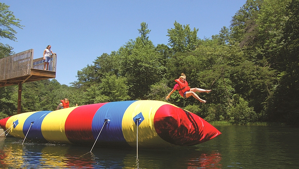 River Fun - Mentone, Alabama