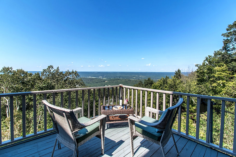 mentone vacation rentals lookout mountain cabin scenic view