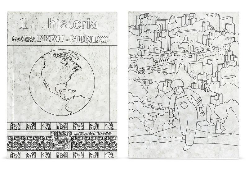 Historia del Peru - Mundo Portada y Cont