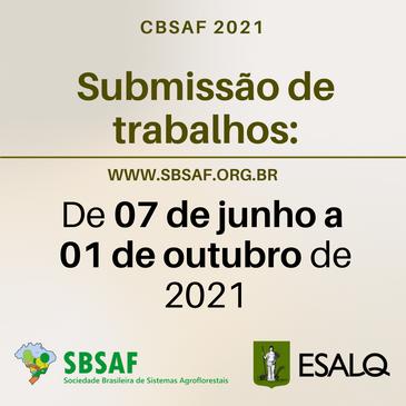 #sbsaf #cbsaf #congresso #sistemasagrofl