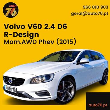 #VolvoV60 #vendacarro #viatura #autos #c