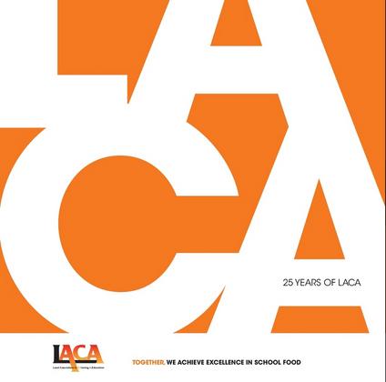 LACA 25th book