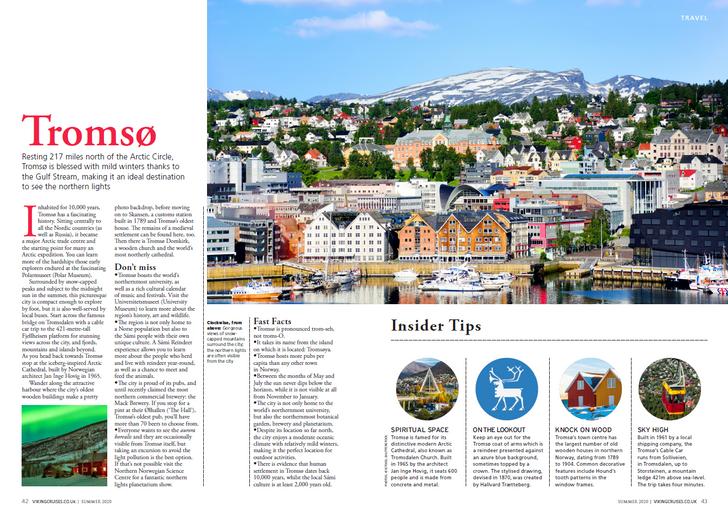 Tromso dps