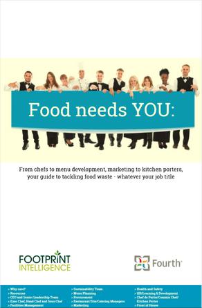 Food Needs You