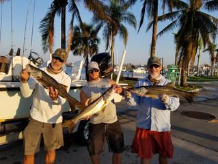 Fishing is On Fire!!