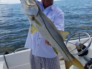 Awesome Everglades and Naples Fishing!!
