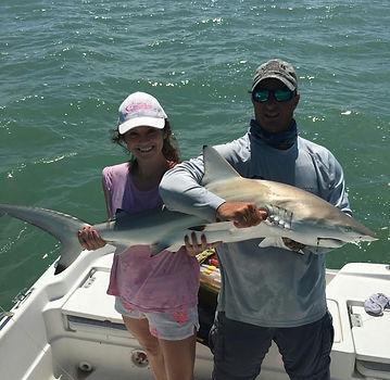 fort myers shark fishing
