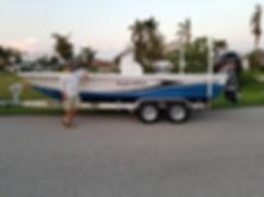 Marco island fishing