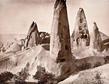 Cappadocia Cave History