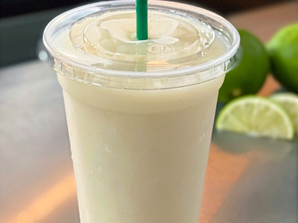 Coconut Lime Chiller
