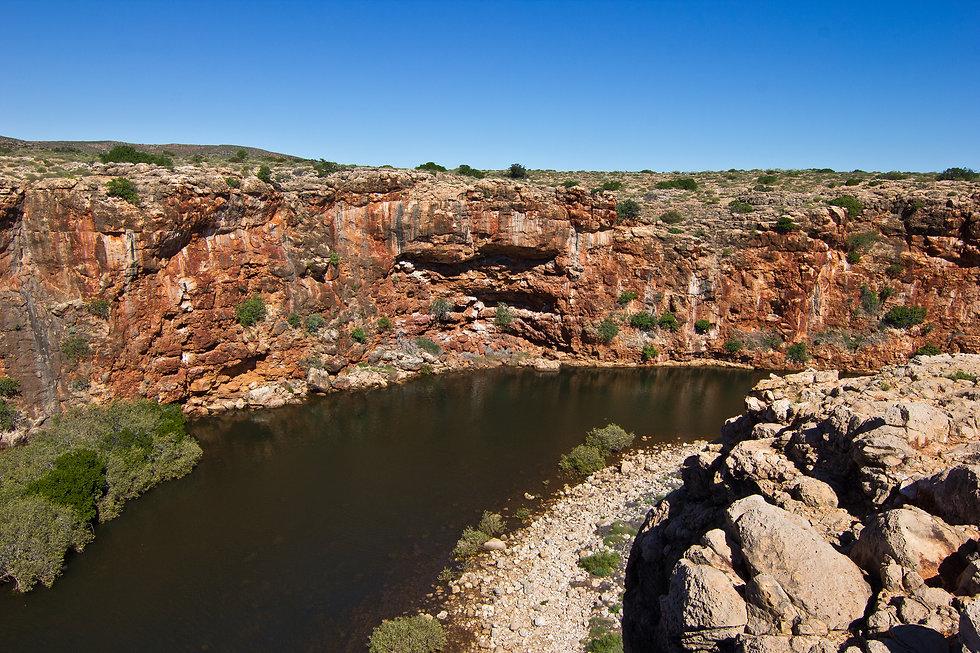 Yardie Creek, Cape Range National Park.j