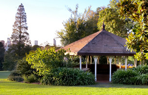 Royal Botanic Gardens - Tecoma Pavilion