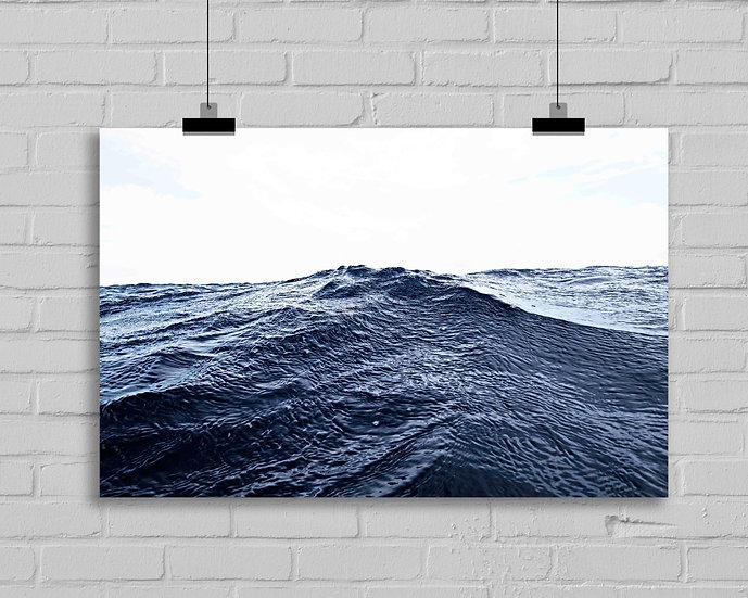 TIDAL WAVE ( landscape )