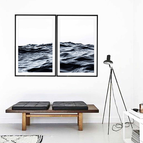 """TWO SPLIT IMAGE """" JUST A  BOUY """""""