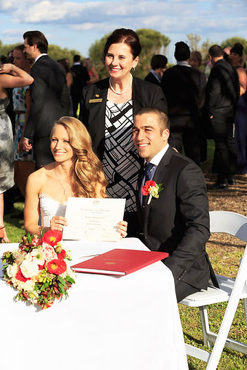 Marriage Ceremonies Melbourne - Marie Kouroulis Celebrant