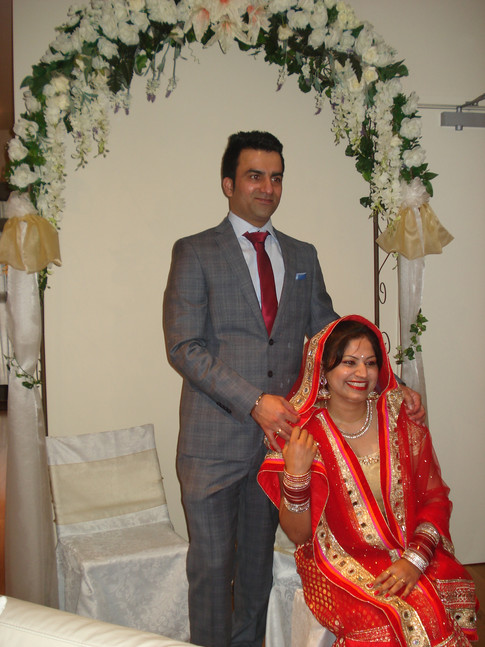 Marriage Ceremonies Melbourne - Indian Wedding by Marie Kouroulis