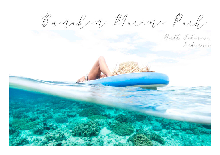 Our Island Paradise   Bunaken Marine Park