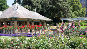 Royal Botanic Gardens - Rose Pavilion