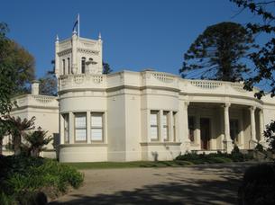 Billilla Mansion – St Kilda
