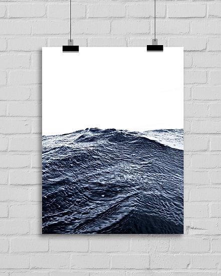 TIDAL WAVE ( portrait )