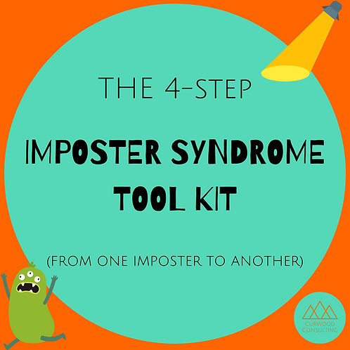 The Imposter Syndrome Tool Kit