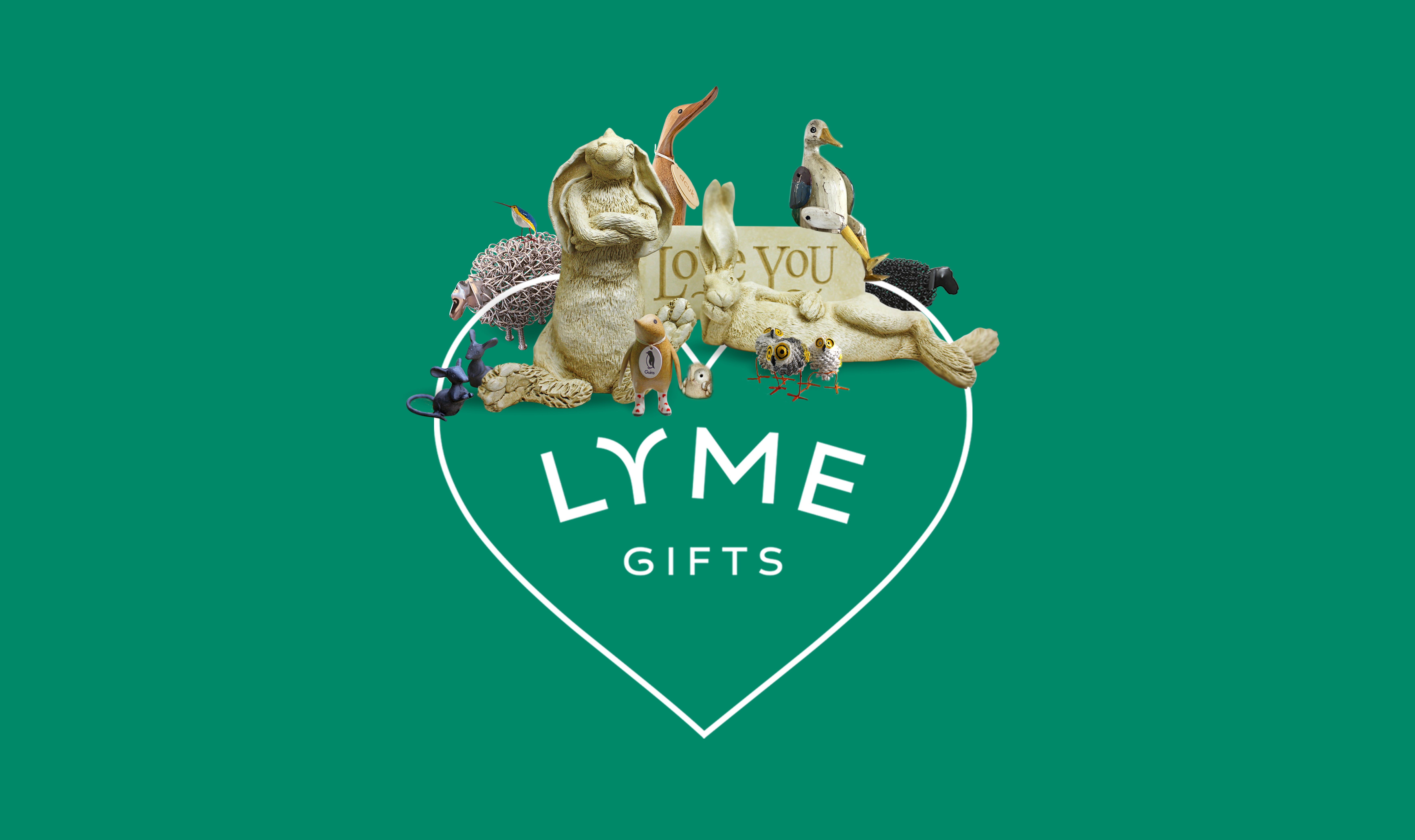 Lyme Gifts Animals & Birds