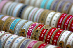 East of India Ribbon Collection