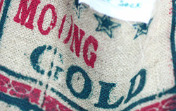 Recycled Rice Sack Bags