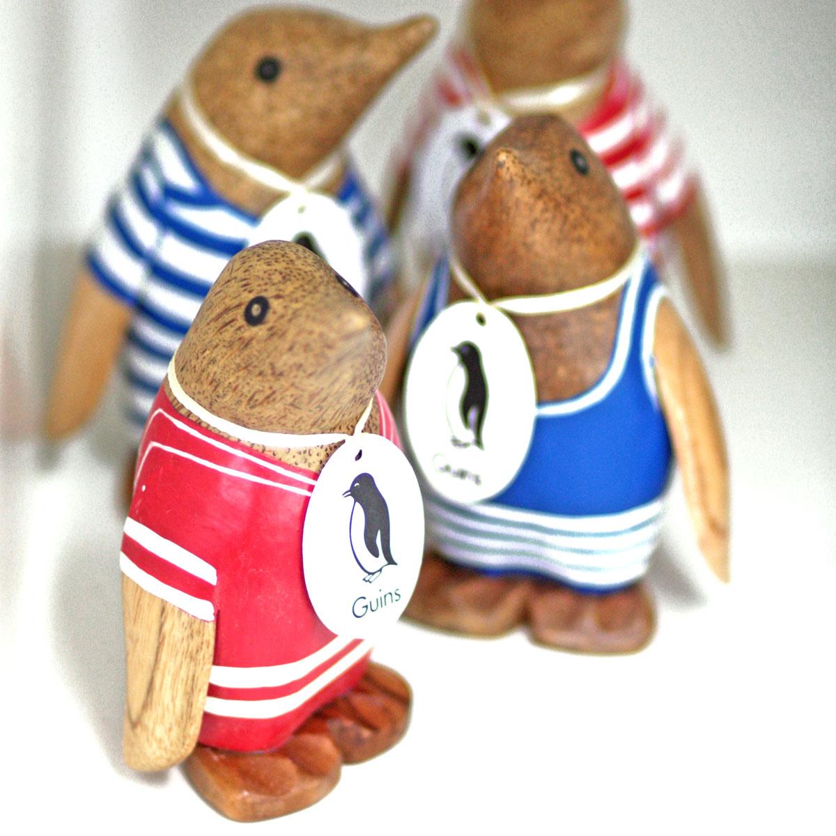 Penguin Swimmers