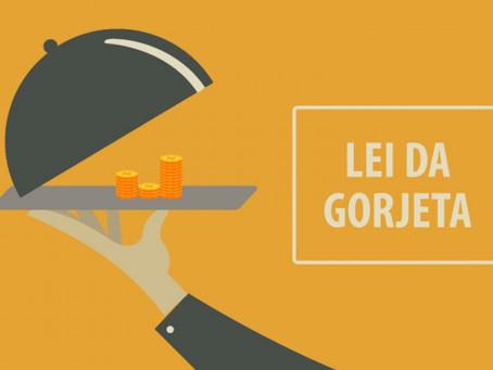 Lei da Gorjeta traz segurança jurídica  para empregados e empregadores
