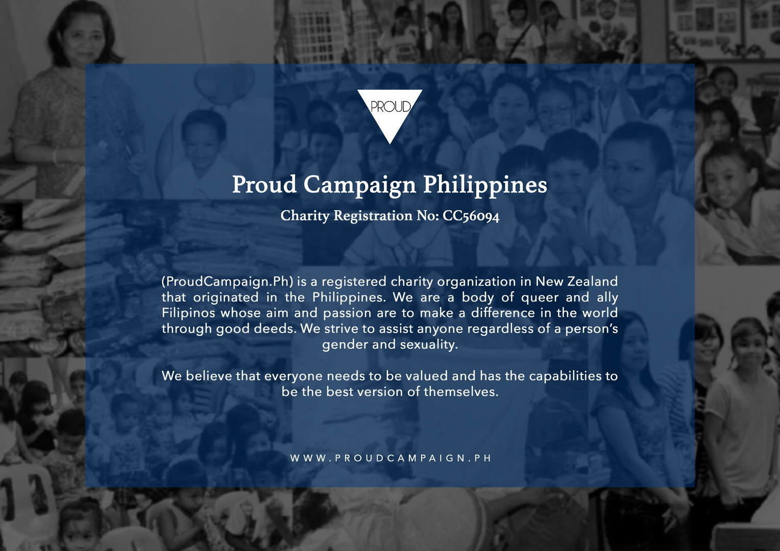 Proud Campaign Philippines