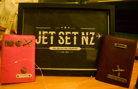 JET SET NZ (Jet set for the jet setter)