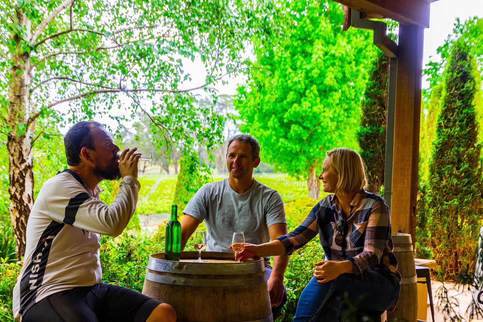FJS taster_winery