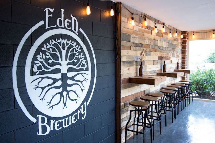 Eden Brewery craft beers