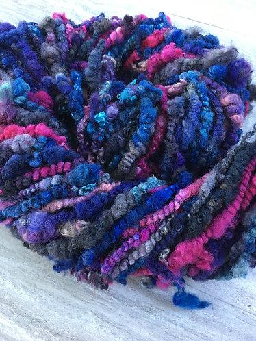 Bulky BFL Lockspun Art Yarn
